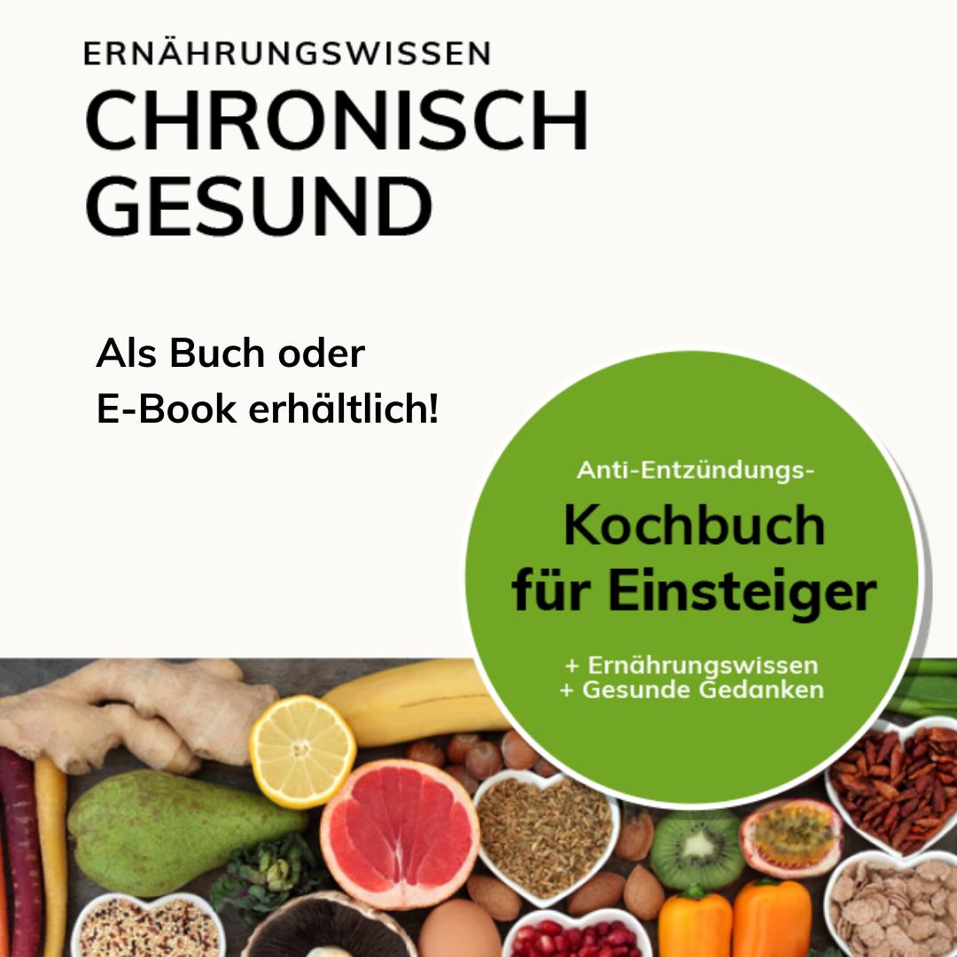 Chronisch Gesund Kochbuch Ilke Wolf