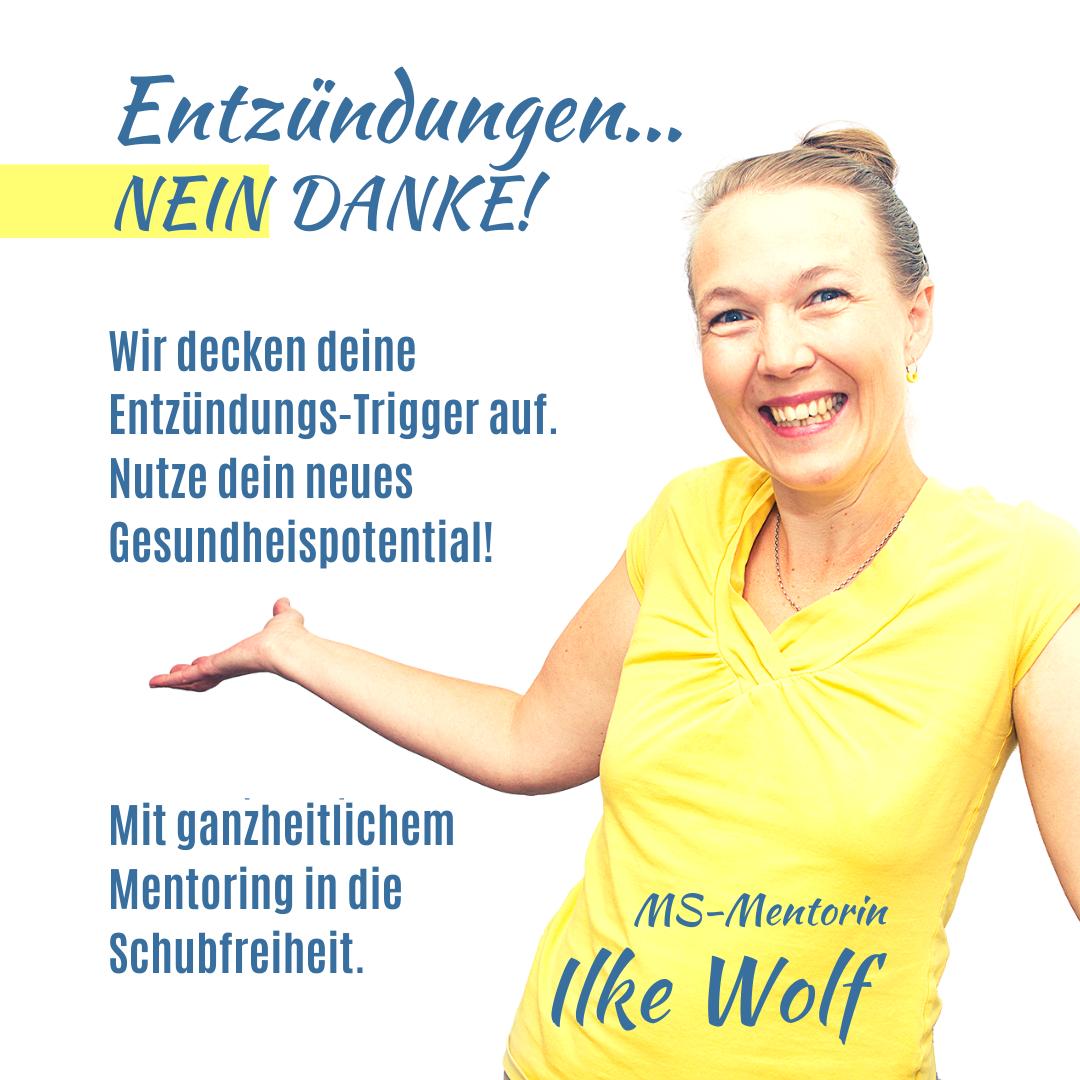 Multiple Sklerose Mentoring mit-ilke Wolf
