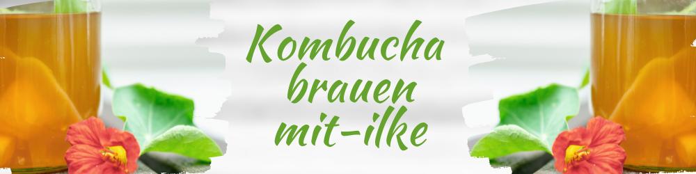 Kombucha Kurs mit-ilke