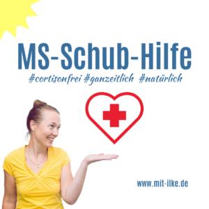 MS-Schub-Hilfe ohne Cortison mit-ilke Wolf